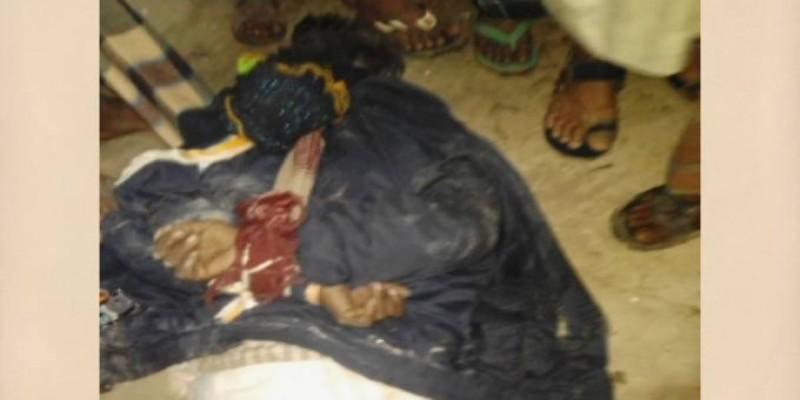 চিলমারীতে নৈশপ্রহরীকে শ্বাসরোধ করে হত্যা করে ডাকাতি॥